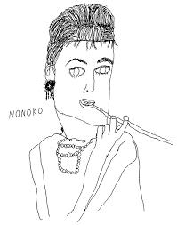5月女優オードリーヘプバーン Milk Japon Web