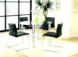 small glass dining room table small round glass dining table small glass dining table set furniture