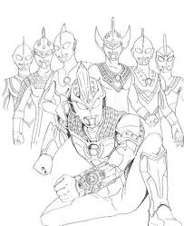 stunning ultraman mebius coloring now sketch page image of printable inspiration and styles printable coloring pages ultraman circlessouthta