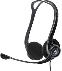 Наушники с микрофоном <b>Logitech PC Headset</b> 960 USB (981 ...