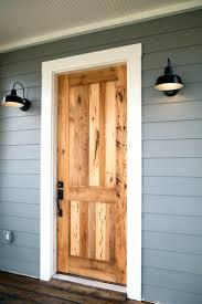 front door lightsFront Doors  Front Door Painted In A Dulux Colour Match To Farrow