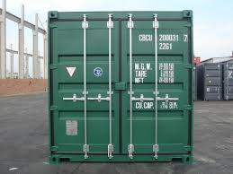 Shipping Container New Shipping Containers For Sale The Container Man Ltd