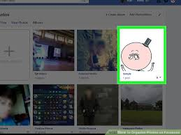 3 Ways To Organize Photos On Facebook - Wikihow