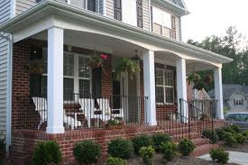 Image of: Screen Porch Designs Covered