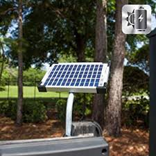 Mighty Mule EZGO-Solar Automatic Gate Operator ... - Amazon.com