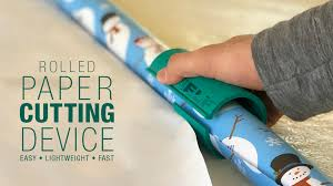 Little ELF—<b>Cutting Wrapping</b> Paper Made Easy and Fun by Bryan ...