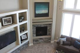 and one more great example of wing walls incorporated into a built in feature at a previous showcase home