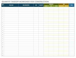 Job Quote Template Excel Concrete Estimate Template Free Download The Roofing