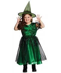 Детский <b>костюм Ведьмочки</b> изумрудной : платье, колпак (Германия)