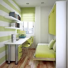 Little Room Design. horizontal stripe wall in teen modern room