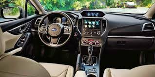 2018 subaru crosstrek interior. perfect subaru 2018 subaru crosstrek  interior in subaru crosstrek