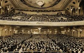Showcase Live Seating Chart History