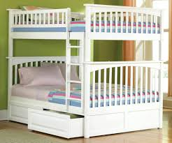 Loft Beds: Cool Loft Bed White Tween Beds With Stairs And Slide: