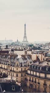 Beautiful Paris Cityscape