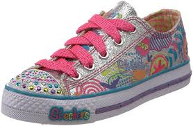 skechers shoes for boys. amazon.com | skechers twinkle toes sugarlicious light-up sneaker (little kid/big kid) sneakers shoes for boys