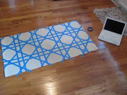 500x375 reader redesign lattice underfoot painting rug
