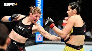 Ketlen Vieira vs. Irene Aldana (UFC 245 ...