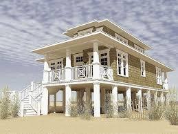 beach house plans on stilts best of narrow beach house designs narrow lot beach house plans