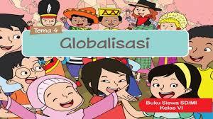 Berikut ini kami membagikan soal kelas 6 tema 1 subtema 2 dan kunci jawaban. Kunci Jawaban Tema 4 Kelas 6 Halaman 1 2 4 5 7 8 9 Buku Tematik Subtema 1 Globalisasi Di Sekitarku Tribun Pontianak