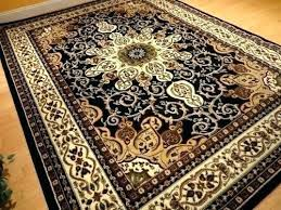neutral persian rug rug large 8 x style black gold oriental area rug floor mat carpet