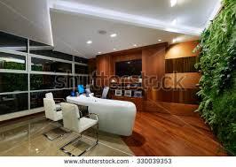 elegant office. interior design modern elegant office d
