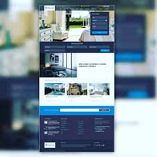 Iconic Website Design Website Design Of Dhruv Iconic A Realestate Company In Patna