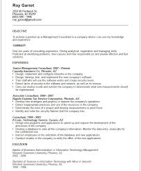 detailed resume template   resume  planner and letter templatemanagement consultant resume example free templates collection da qh mr