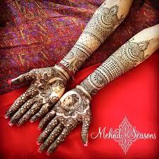 Bridal Mehndi Designs Full Hands Pictures