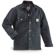 carhartt men s duck c coat black