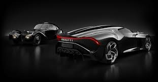 Bugatti la voiture noire was sold for 16.7 million euros or rs 131.33 crore (including taxes), making it the most expensive new car of all time. Cristiano Ronaldo Buys A Bugatti La Voiture Noire Worth 8 5 Million Euros