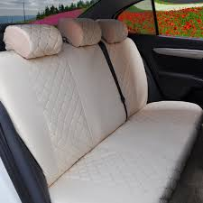 custom luxury auto car seat covers universal front rear seat for kia rio peugeot lada kalina vw golf 4 5 6 7 ford focus 2 opel africaetrade