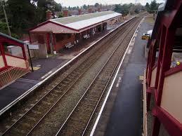 Henley-in-Arden railway station
