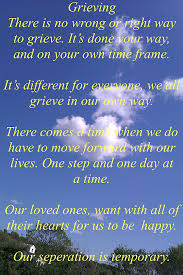 Inspirational Quotes Grief Mesmerizing Grieving Quotespictures
