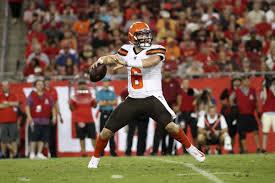 Cleveland Browns Land A Playoff Spot In Espn Season