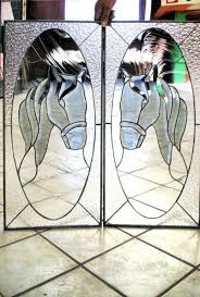 cabinet glass leaded glass cabinet glass art glass cabinet glass customer photos