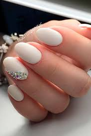 39 Exquisite Ideas Of Wedding Nails For Elegant Brides Nehty