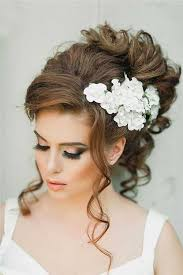 Nice Hairstyle For Curly Hair nice hairstyle for wedding hairstyle fo women & man 4755 by stevesalt.us