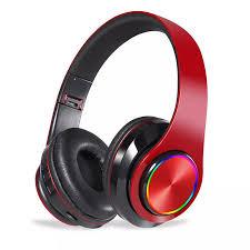 Tai Nghe Không Dây Led Tai Nghe Nhét Tai Bluetooth 5.0 Stereo Có Thể Gập  Lại Kèm Mic Cho PC Trò Chơi Trên Máy Tính Tai Nghe Xách Tay