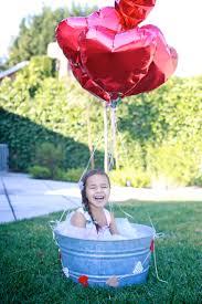 this adorable diy hot air balloon was a fun and reliable prop
