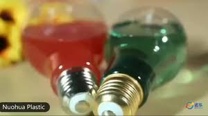 Light Bulb Drink Bottle Factory Price Plastic Pet Beverage Cup Disposable Led Light Bulb Bottle For Cold Drink Buy Light Bulb Bottle Disposable Bottle For Juice Plastic