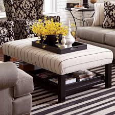 coffee tables impressive convert coffee table to ottoman diy within upholstered coffee table diy