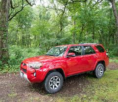 2017 Toyota 4Runner Off-Road: Capable, Comfortable, and Versatile