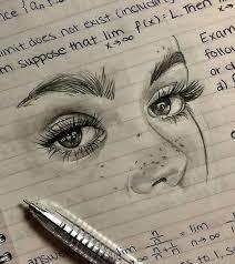 A imagem pode conter: desenho   Esboços da arte, Arte em caderno de esboço,  Ideias para caderno de desenho