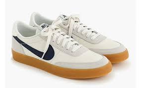 nike for jcrew killshot sneakers