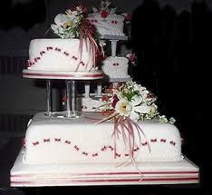 Fancy Wedding Cakes Arrangement Wedding Cake Table Elegant