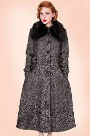 banned simple game winter coat grey black 152 19 16397 20160814 1