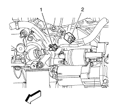 Repair instructions on vehicle oil filter adapter and bypass