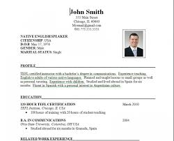 ... Best Format For Resume 4 Resume Best Format To Use For Perfect ...
