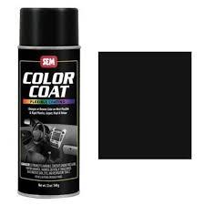 sem s 15243 color coat satin black aerosol