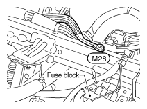 2001 nissan almera wiring diagram and electrical troubleshooting nissan almera wiring harness diagram